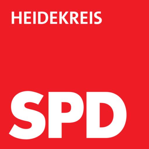 Logo: SPD Heidekreis